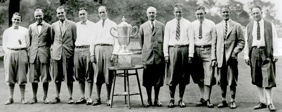 WC 1922 US Team