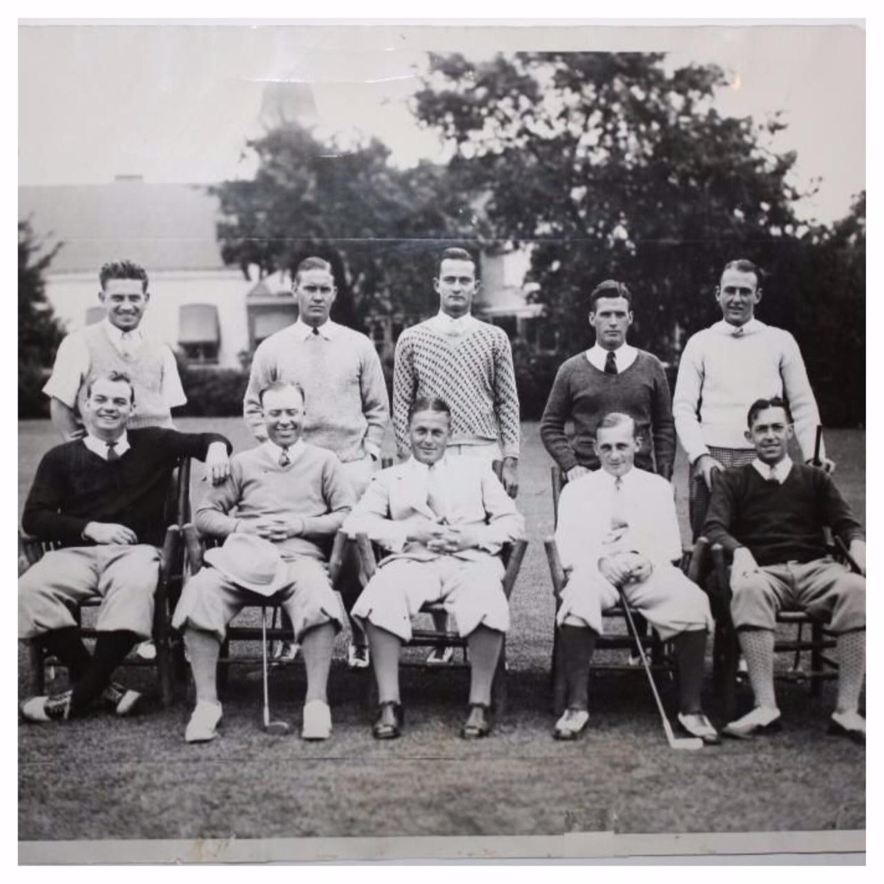 WC 1928 USA Team