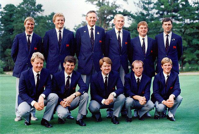 WC 1985 GBI Team