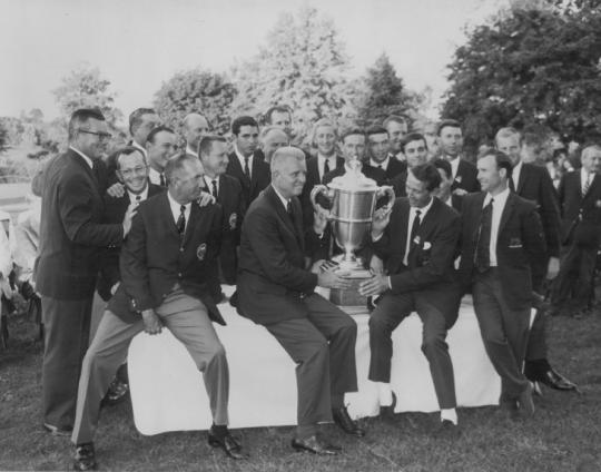Walker Cup Team 1965