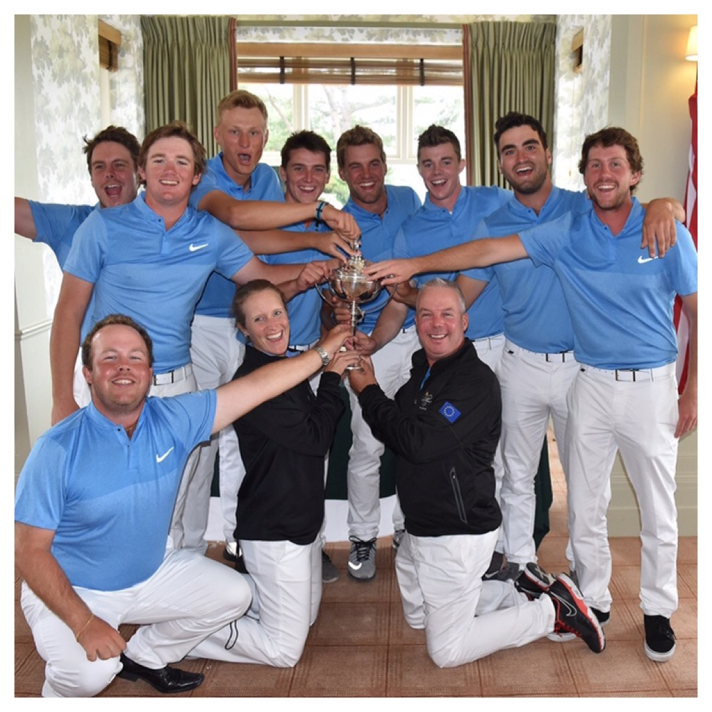 Arnold Palmer Cup 2016 - Team Europe